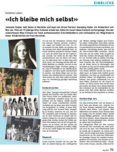 Jeanette Miss Schweiz Active live1 1