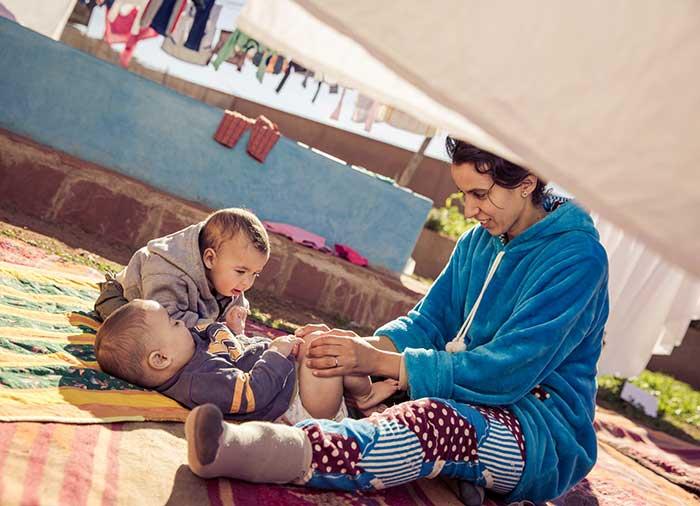 Projekte - Mütter